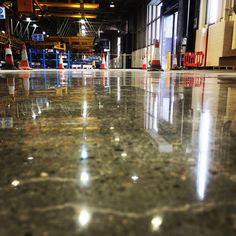 CARRcrete design and manufacture diamond abrasive tools for polishing concrete along with microcement overlays and offer a complete polishing service for floors and micro concrete application. Stone Flooring, Concrete Floors, Building Exterior, Grand Designs, Polished Concrete, Crib, House, Creative, Crib Bedding