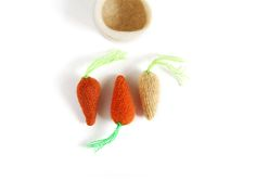 panier de carottes - carrots kit 20$