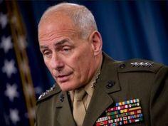 John Kelly: EEUU no utilizará al ejército para deportaciones