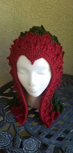 54dd642edbe Dragon Hood pattern by Cynthia L. Green