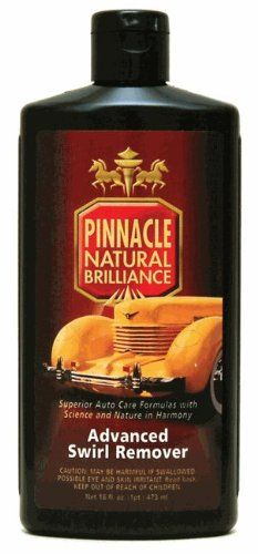 Pinnacle 16oz Advanced Swirl Remover -- Read more reviews of the product by visiting the link on the image.