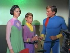 """Lost In Space Season 3 Episode 19 """"The Promised Planet"""" Space Photos, Space Images, Danger Will Robinson, Space Tv Shows, Irwin Allen, 2001 A Space Odyssey, 60s Tv, The Way I Feel, Lost In Space"""