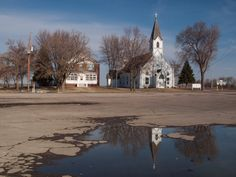Capture Minnesota Photo Contest - Mary Queen of Peace Catholic Church, Fletcher by Sandy Clemons