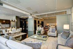 Living room:Historic Hollywood Broadway Loft #decor