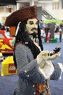 LEGO Pirate