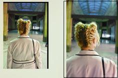 Autumn Winter Outfit: Fashion Week ss17 | Kiki Tales #outfit #style #look #autumn #winter #hairstyle  #zara #silvianheach #cuissardes #black #white #totalblack #autunno #fall #ootd #ootn #chic #girly #lingerie  #pijamas #braid #bijoubrigitte #choker #spacebuns #fashionweek #fw #mfw #milanfashionweek #streetstyle