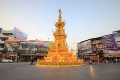 20 Best things to do in Chiang Rai | Travel Guide Chiang Rai, a city with 70,000 inhabitants in Northern Thailand, is one of the country's most interesting spots to visit. It is located about 190 kilometers from Chiang Mai and the city is really worth seeing, which you should definitely plan on a round [...] Der Beitrag 20 Best things to do in Chiang Rai | Travel Guide erschien zuerst auf PlacesofJuma.