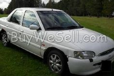 Ford Escort Ford Escort 1,8i Ghia.  Årsmodell 1996  Nya sommar/vinterdäck och kamrem.  To check the price/Contact the seller click the picture. For more cars visit http://www.ibuywesell.com/en_SE/category/Cars/427/ #cars #usedcars #ford #buyusedcar
