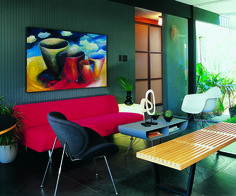 Home Décor for Eichler Purists: 1958 Designed House