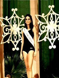 Mariela Perez Branger Miss Venezuela 1967.. by Antoni Azocar..
