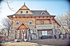 Highander house  góralski dom