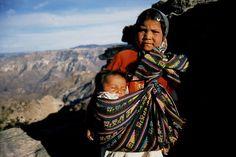 Copper Canyon Girl Mexico