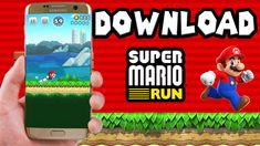 Super Mario Run Clone Hit's Google Play Store, Justified, Download Now