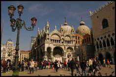 ITALY, Venice, Piazza San Marco