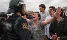Editorial: Police brutality has ignited the political crisis. Can Madrid and the pro-independence movement find a way forward?