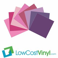 High Quality Oracal 631 Removable Matte finish Vinyl in all the colors you need for #ValentinesDayCrafts We have larger sizes available too. Custom printed vinyl also available, contact lowcostvinyl.com for details. #vinylsupplies #oracal #oracal631 #cricutsupplies #cricut #silhouette #silhouettesupplies #craftvinyl #vinyldecals #vinyl #craftsupplies #valentinesday #diycrafts #pinkvinyl #purplevinyl #lowcostvinyl Pink And Purple Flowers, Pretty In Pink, Vinyl Cutter Machine, Silhouette Vinyl Cutter, Matte Pink, Vinyl Sheets, Vinyl Crafts, Easy Diy Crafts, Violet