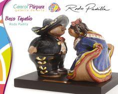Beso Tapatio, Rodo Padilla  Disponible en La tienda exclusiva de Rodo Padilla en el DF
