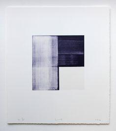 Callum Innes, 'V,' 2014, Ingleby Gallery