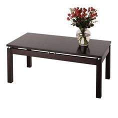 Winsome Wood 92740 Linea Coffee Table