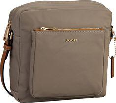 Joop Yella Nylon Sport Shoulder Bag Small Light Green (innen: Weiß) - Umhängetasche