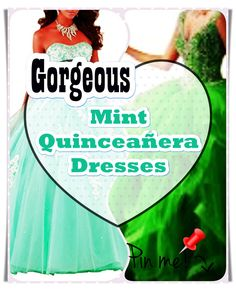 Mint Quinceanera dress shopping may be one of the best and worst areas of event planning. To keep your sanity at bay, have a look at the tips of ours, including style, size. Mint Quinceanera Dresses, Mint Dress, Special Day, Event Planning, Party Planners, Stylists, Make It Yourself, Princess, Tips