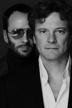 "Tom Ford & Colin Firth, iar ""A single man"" e un film trist. Foarte trist."