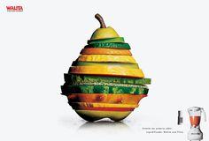 Walita mixer by Felipe Luchi, via #Behance #Ad #Print