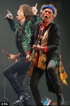 Rolling Stones Glastonbury 2013