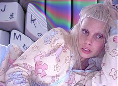 I wanna be yours . Yolandi Visser, Die Antwoord, Sixteen Jones, Rap, South Afrika, When I Grow Up, Material Girls, Atheist, Famous Faces