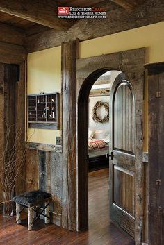 1000 images about barn homes on pinterest barn houses barns and old barns Entry to master bedroom