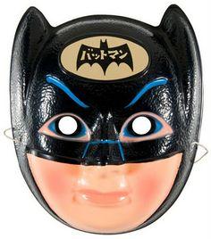 Japanese batman mask