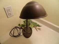 Vintage Gooseneck Lamp Eagle Co. Old Lamps, Iron Steel, Light Covers, Lamp Light, Cast Iron, Hold On, Eagle, Table Lamp, Lighting