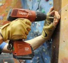 :: EscaladaRUSTIK :: Rock Climbing Gym, Drill, Hole Punch, Drills, Drill Press