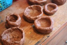 Clay projects for kids: Pinch pots, clay beads and maybe some sculpture from EduArt 4 Kids