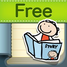 #AppyReview by Angie Gorz @AppyMall Kid in Story Book Maker Free is an excellent way to familiarize yourself with the full version of the app before you make a purchasing decision! In this free version of the app, you can choose one story to read and to customize for and/or with your child, plus you can download social stories from the community only to read. To customize more books, you have to upgrade to the full version via a sec