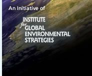 An Initiative of Institute for Global Environmental Strategies