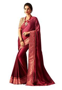 2f9b038e3a448 Saree (saree by World of style Designer sarees for women party wear offer  designer sarees
