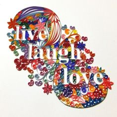 art of quilling | The Art of Paper Quilling | Irresistible Cute Finds
