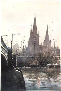 Joseph Zbukvic, Melbourne