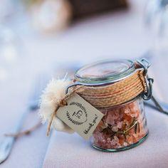 Ρουστικ διακοσμηση γαμου με δεντρολιβανο   RPS Events  See more on Love4Weddings  http://www.love4weddings.gr/rustic-wedding-ideas-rosemary/