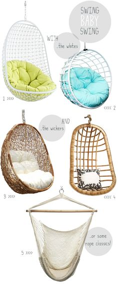 My Paradissi: Swing, baby, swing Tire Table, Hanging Chair, Hanging Chair Stand