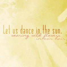 ☮ American Hippie ☮ Dance
