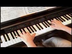Ghost - Theme - Maurice Jarre - Piano