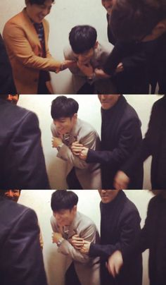 TOP being tickled if you do not find this adorable you have no soul