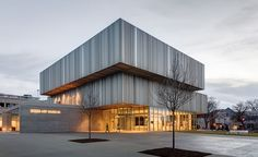Speed Art Museum, Louisville, Kuntucky, USA by why architects based in Los Angeles