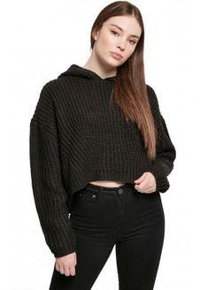 Urban Classics Oversized Hoody Sweater | Attitude Clothing
