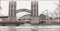 Green Oaks Kiddyland at 95th and Pulaski in Oak Lawn (1946-1971)