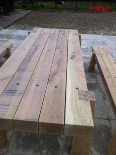 Garden table - traditional - outdoor stools and benches - london - colin stevens