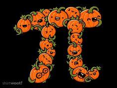 Pumpkin Pi - $11.00 + $5 standard shipping
