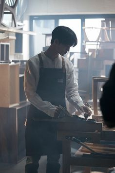 I stan a good looking carpenter lol Jinyoung, Park Jihoon Produce 101, Bae, Hard To Say Goodbye, Boyfriend Pictures, Lee Daehwi, Kim Jaehwan, 3 In One, Cute Faces